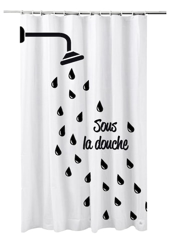 ADOB Duschvorhang, Breite 180 cm, Höhe 200 cm kaufen