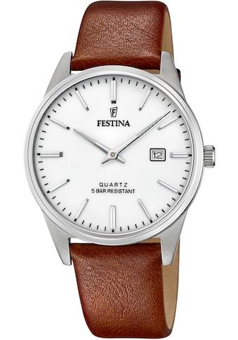 Festina Quarzuhr »F20512/2« kaufen