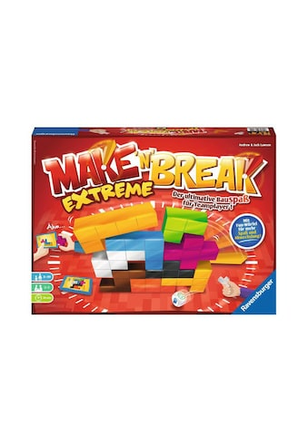 Familienspiel, Ravensburger, »Make n Break Extreme« kaufen