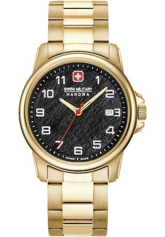 Swiss Military Hanowa Schweizer Uhr »SWISS ROCK, 06-5231.7.02.007« kaufen