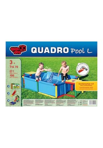 Quadro Rechteckpool »Pool Large« kaufen