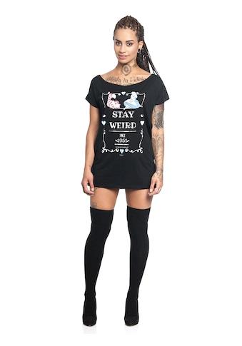 Disney T - Shirt »Alice im Wunderland Stay Weird« kaufen