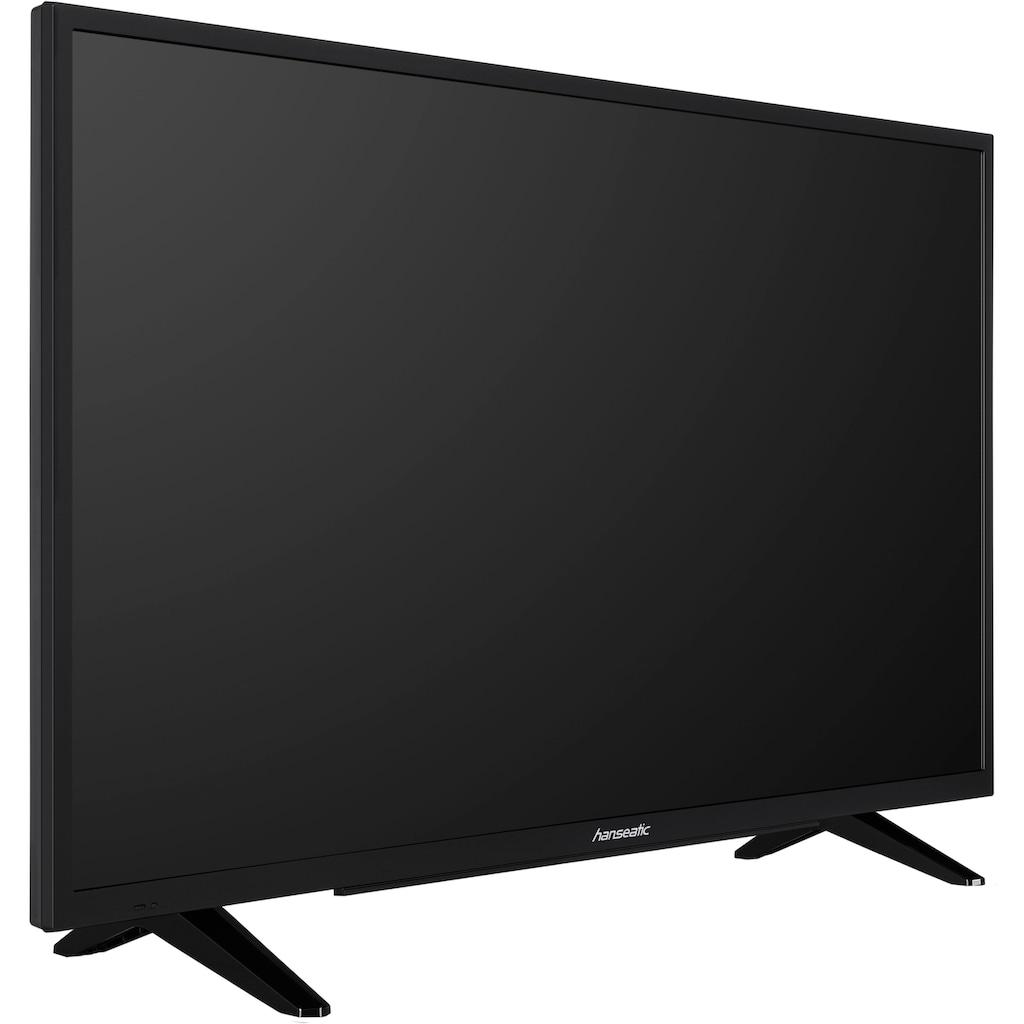 Hanseatic 39H510HDS LED-Fernseher (98 cm / (39 Zoll), HD ready, Smart-TV