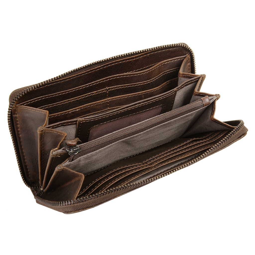 Harold's Geldbörse »ABERDEEN«, Fotofach