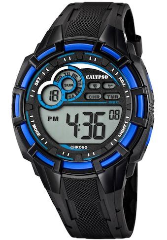 CALYPSO WATCHES Chronograph »Digital For Man, K5625/2« kaufen