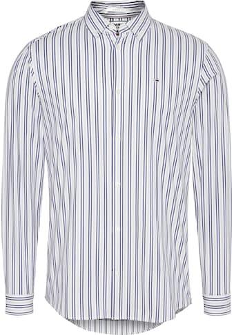 Tommy Jeans Langarmhemd »TJM STRIPE STRETCH POPLIN SHIRT« kaufen
