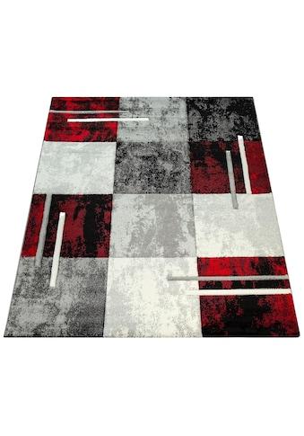Teppich, »Diamond 663«, Paco Home, rechteckig, Höhe 18 mm, maschinell gewebt kaufen