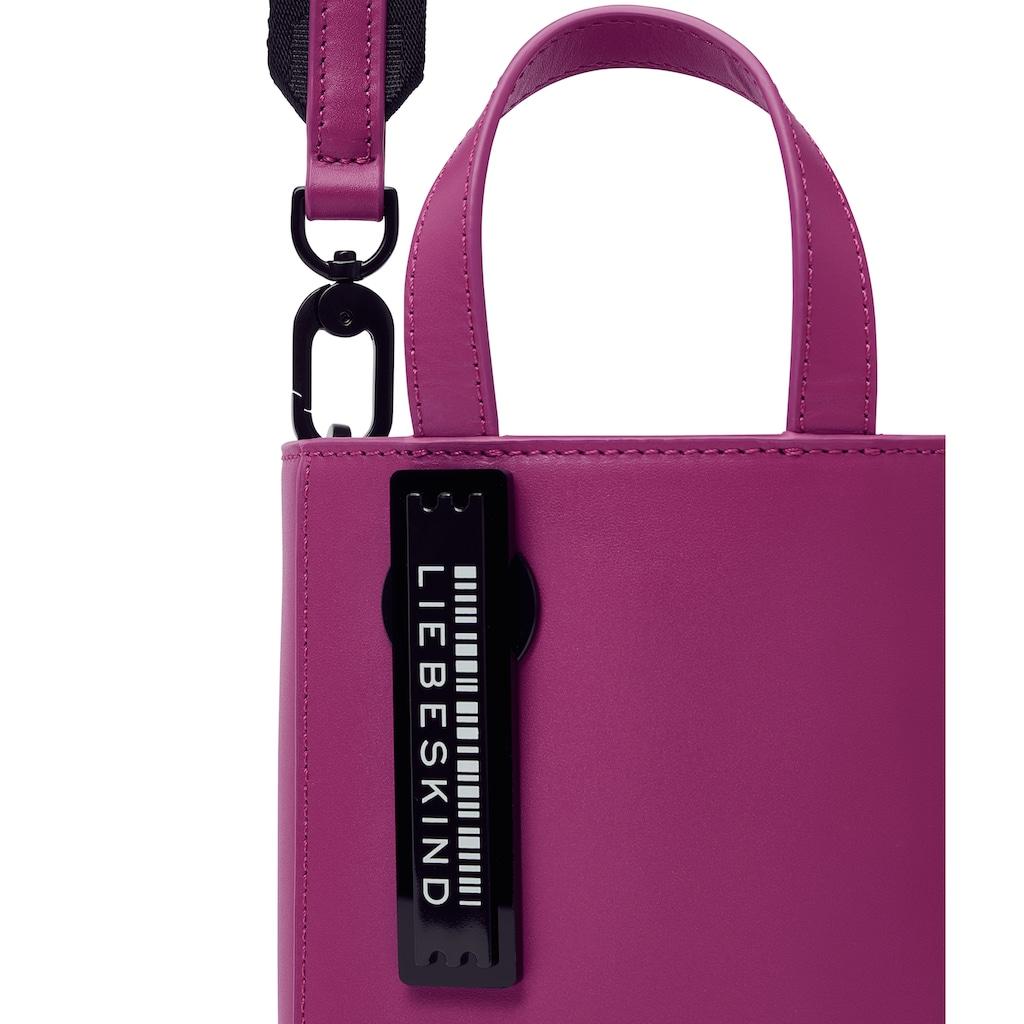 Liebeskind Berlin Mini Bag »PapeB9 - PaperbXS«, im kleinen Format
