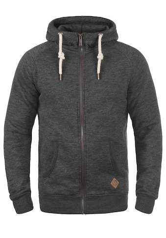 Solid Kapuzensweatjacke »Vitu«, Sweatshirtjacke mit hochabschliessendem Kragen kaufen