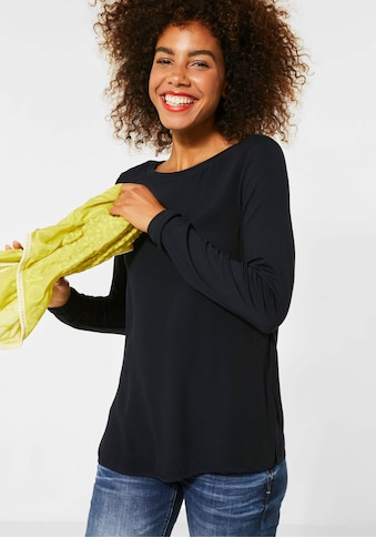 STREET ONE Langarmshirt »Darleen« kaufen