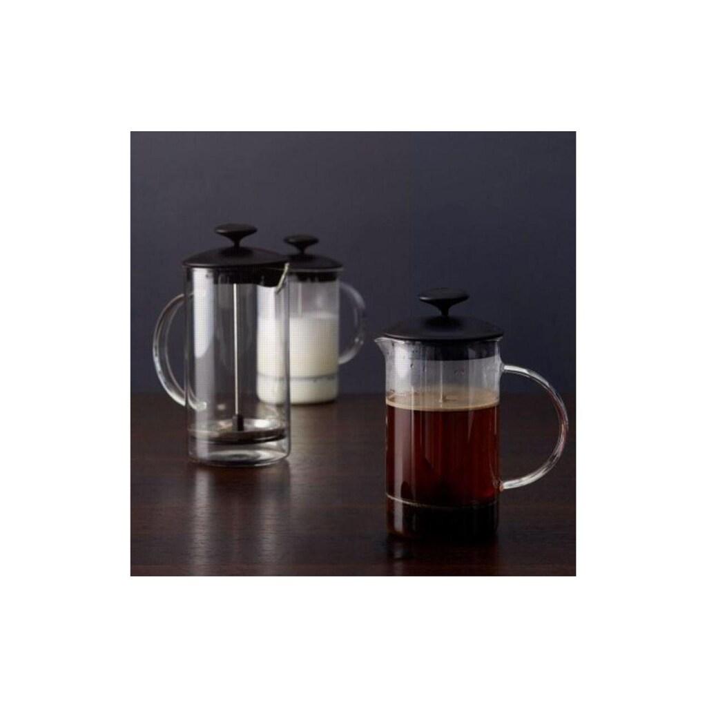 LEONARDO Milchaufschäumer »Caffe Transparent«