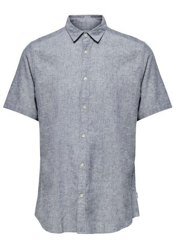 ONLY & SONS Leinenhemd kaufen