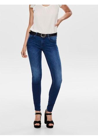 Only Skinny-fit-Jeans »CARMEN« kaufen