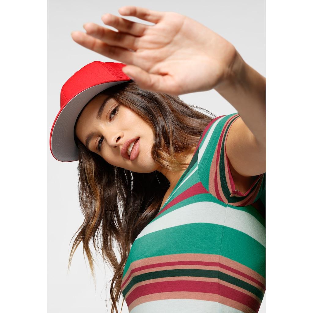 KangaROOS Shirtkleid, im modischen Streifen-Design