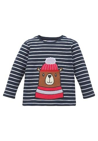 Klitzeklein Langarmshirt »Interlockshirt« kaufen