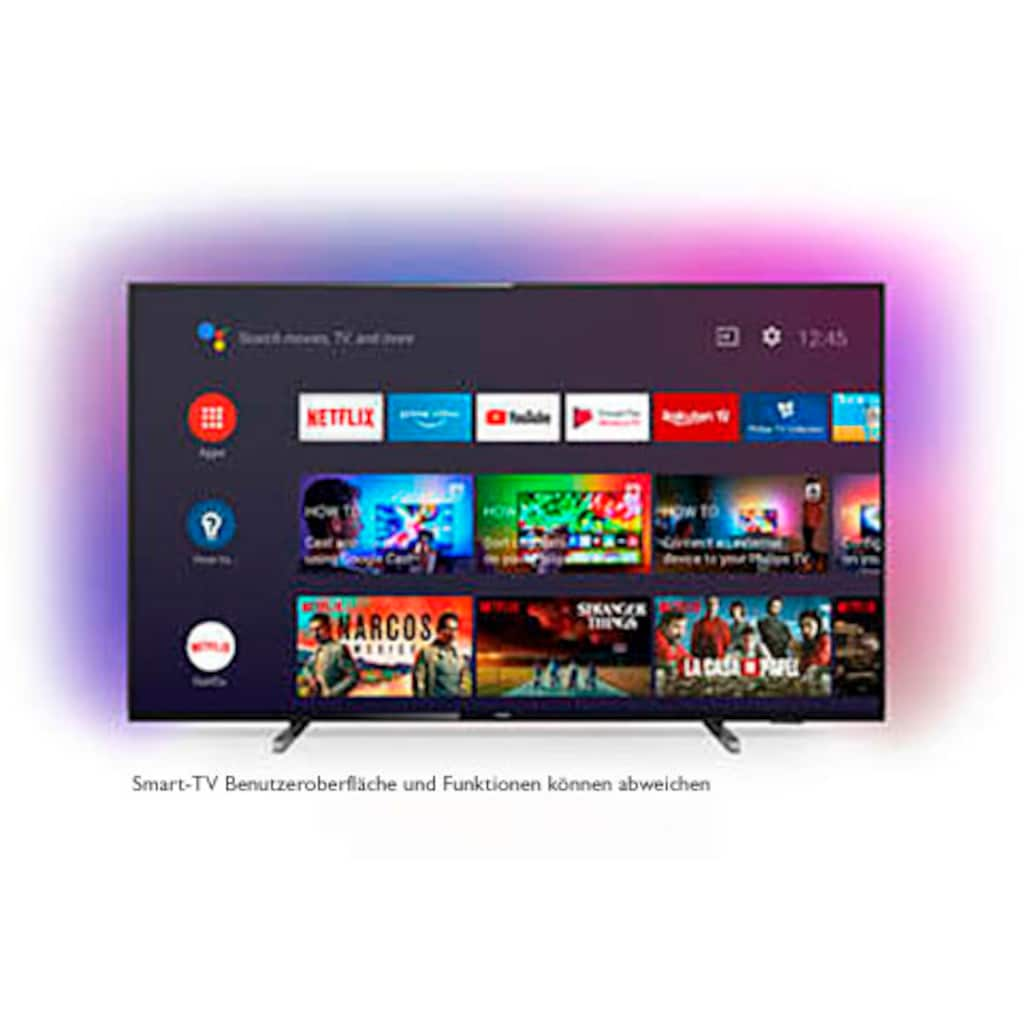 "Philips LED-Fernseher »65PUS7805/12«, 164 cm/65 "", 4K Ultra HD, Smart-TV"