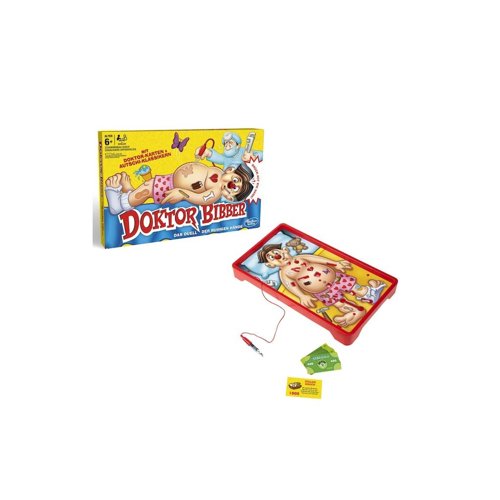 Hasbro Spiel »Dr Bibber«