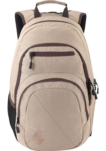 NITRO Schulrucksack »Stash 29, Almond« kaufen