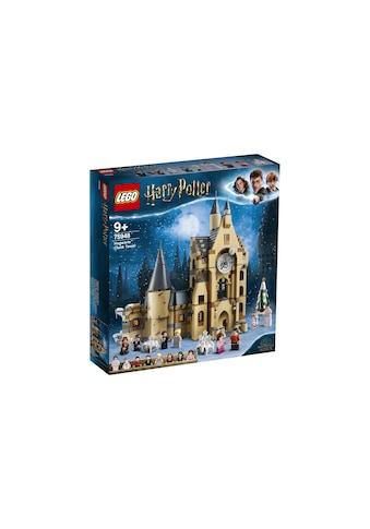 LEGO® Spielbausteine »Hogwarts Uhrenturm« kaufen