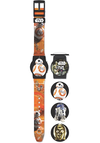 Joy Toy Digitaluhr »Star Wars Flip Top Digitaluhr, 27378«, (Set, 4 tlg., mit 2... kaufen