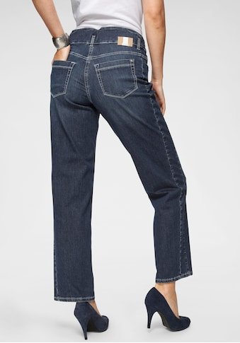 MAC Bequeme Jeans »Gracia-New«, Mit unsichtbarem elastischen Gummibund kaufen