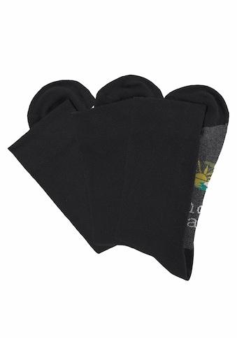 H.I.S Socken, (3 Paar), mit Bier Print kaufen