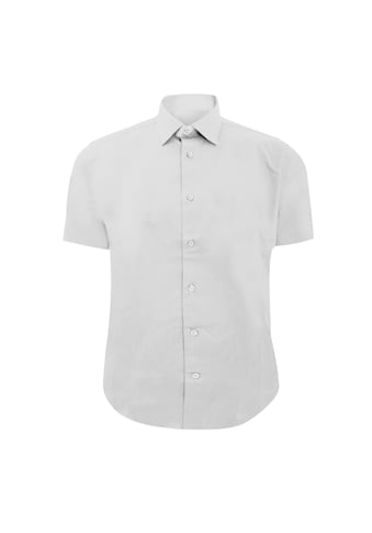 Russell Kurzarmhemd »Collection Herren Hemd, Kurzarm, pflegeleicht, enganliegend« kaufen