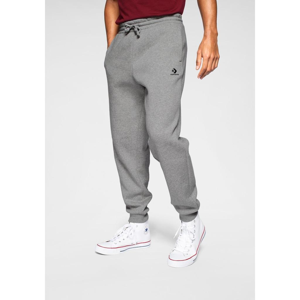 Converse Jogginghose »MENS EMBROIDERED STAR CHEVRON PANTS«