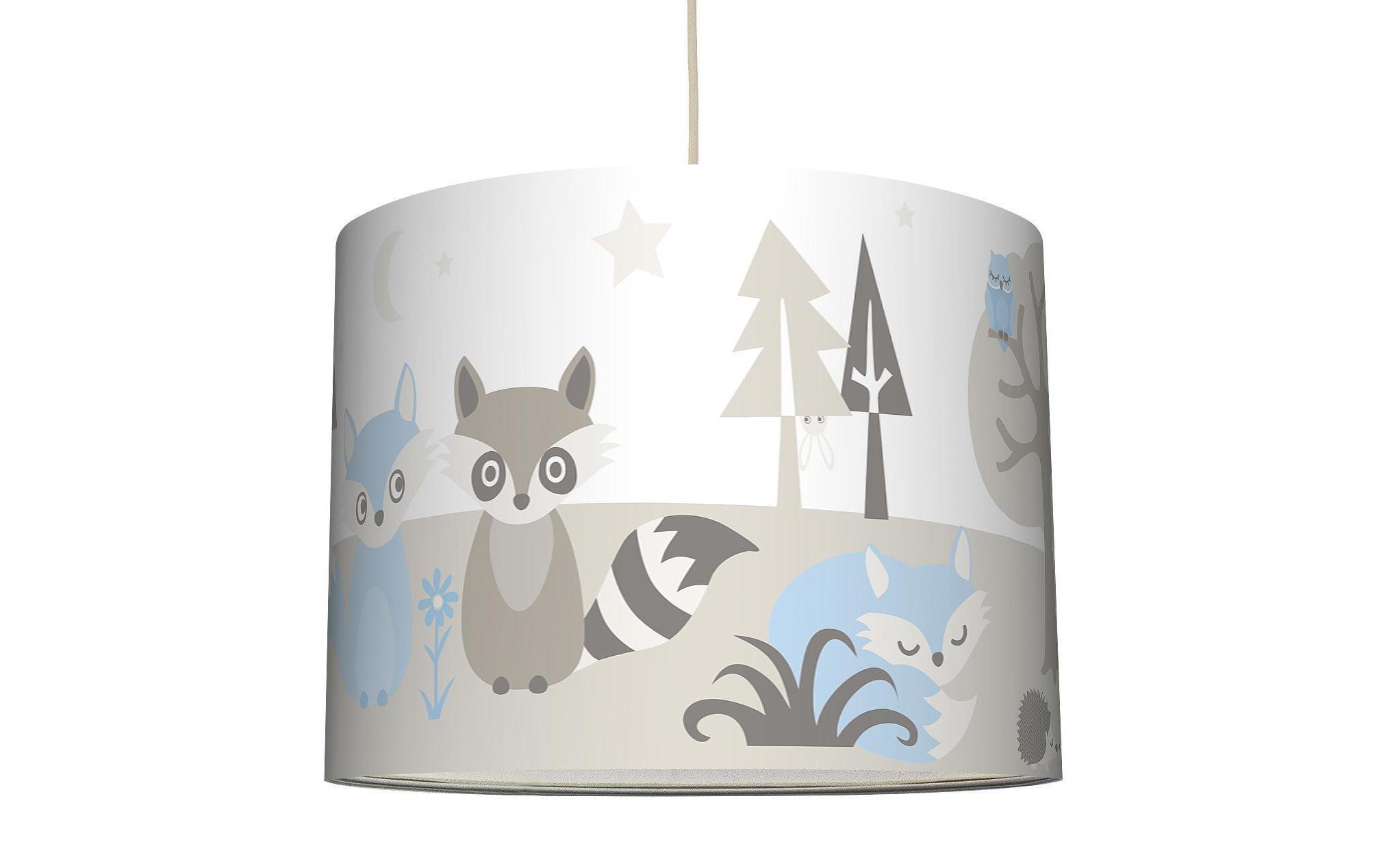 Image of anna wand Hängeleuchte »Little Wood«, Lampensockel E27