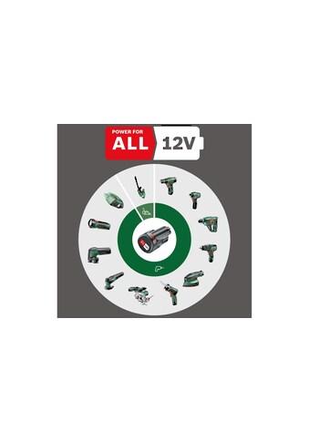 BOSCH Akku-Schlagschrauber »EasyImpact 12 Solo« kaufen