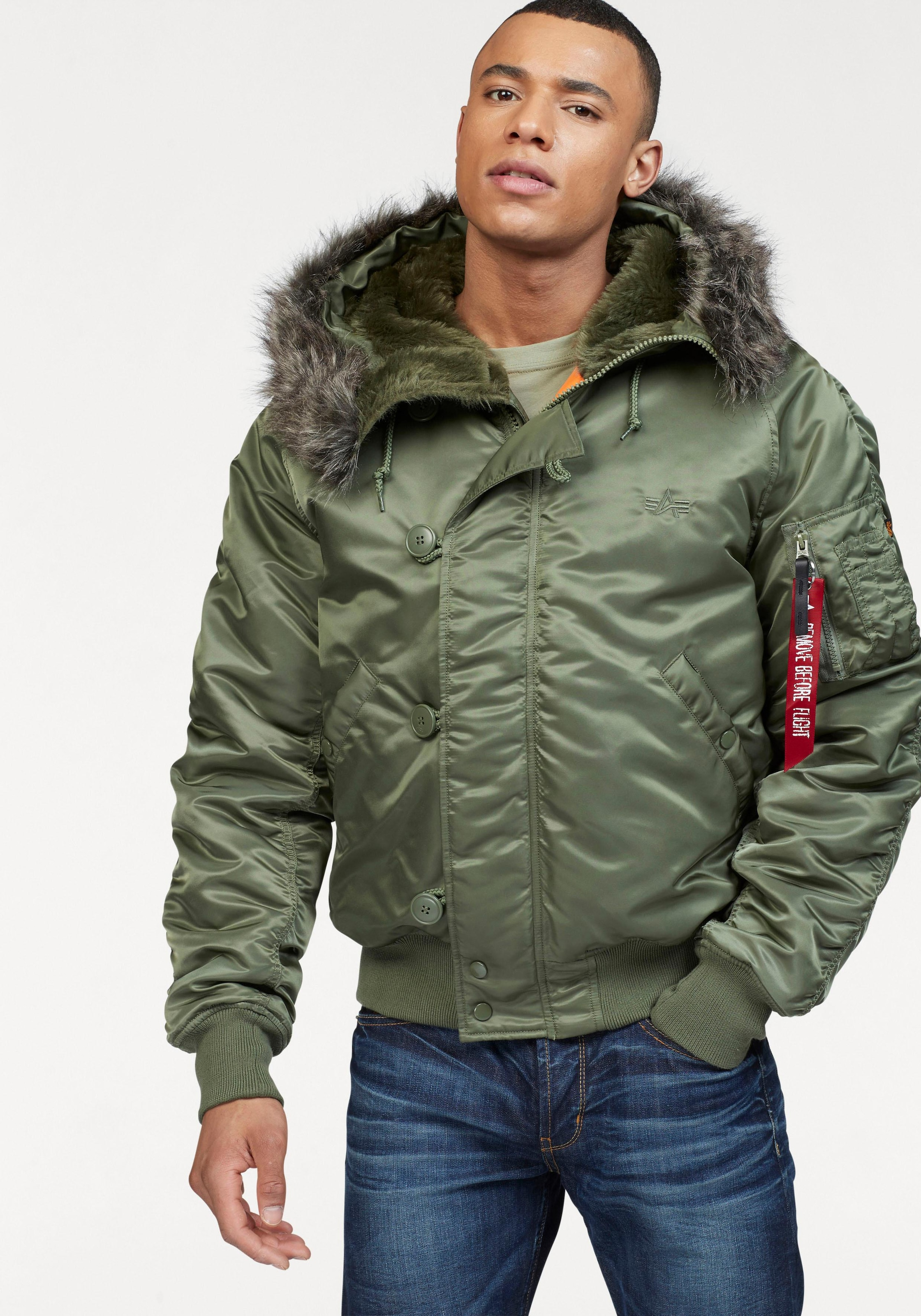 Image of Alpha Industries Blouson »N2B VF 59«