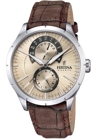 Festina Multifunktionsuhr »Retro, F16573/9« kaufen
