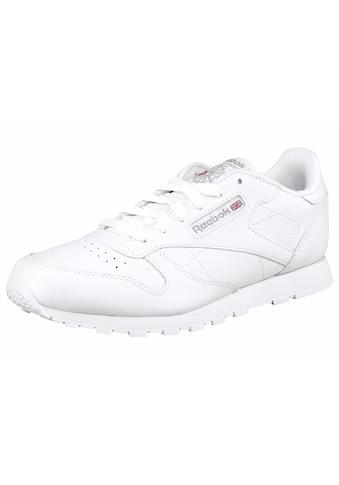 Reebok Classic Sneaker »Classic Leather«, Unisex kaufen