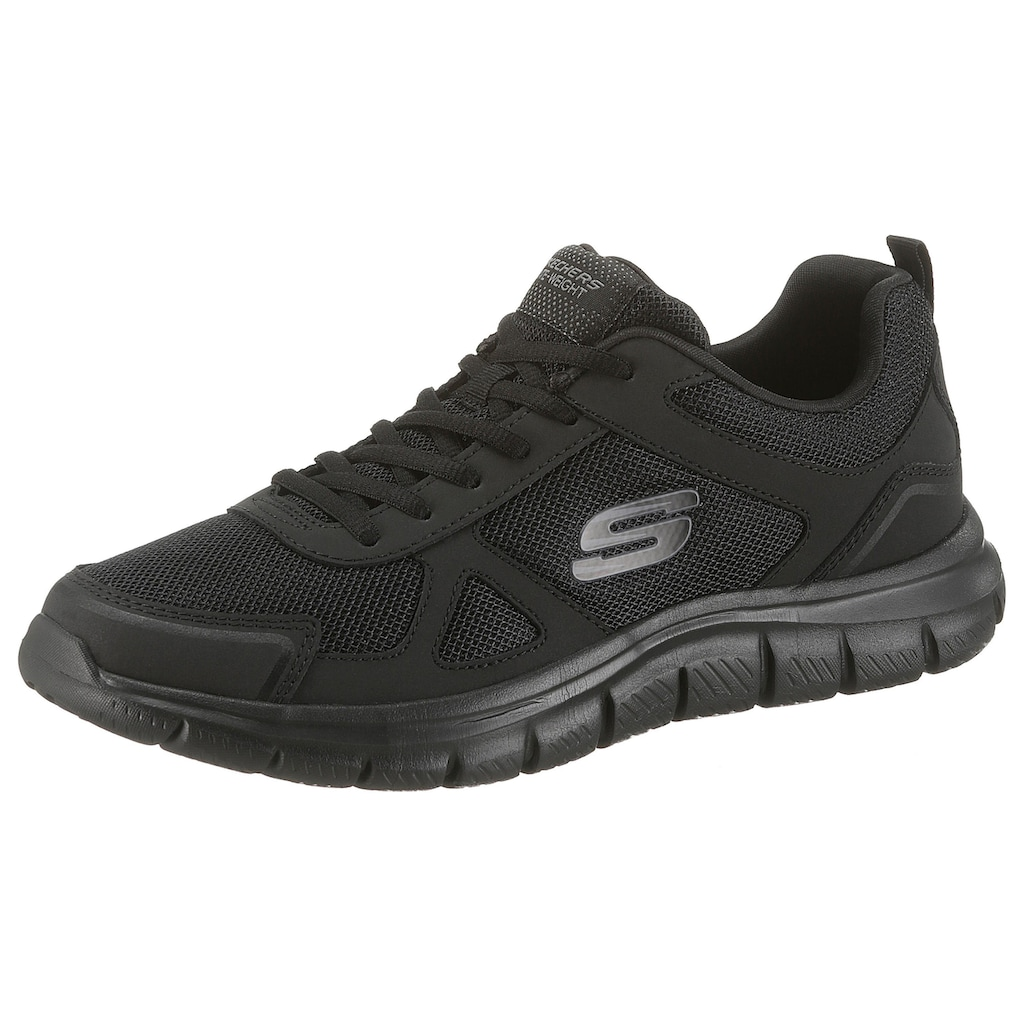Skechers Sneaker »Track-Scloric«, mit Skechers Memory Foam