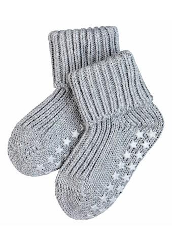 FALKE Socken »Cotton Catspads«, (1 Paar), mit Silikonnoppen kaufen