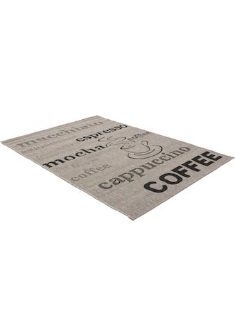 Teppich, »Trejo 610«, calo - deluxe, rechteckig, Höhe 5 mm, maschinell gewebt kaufen