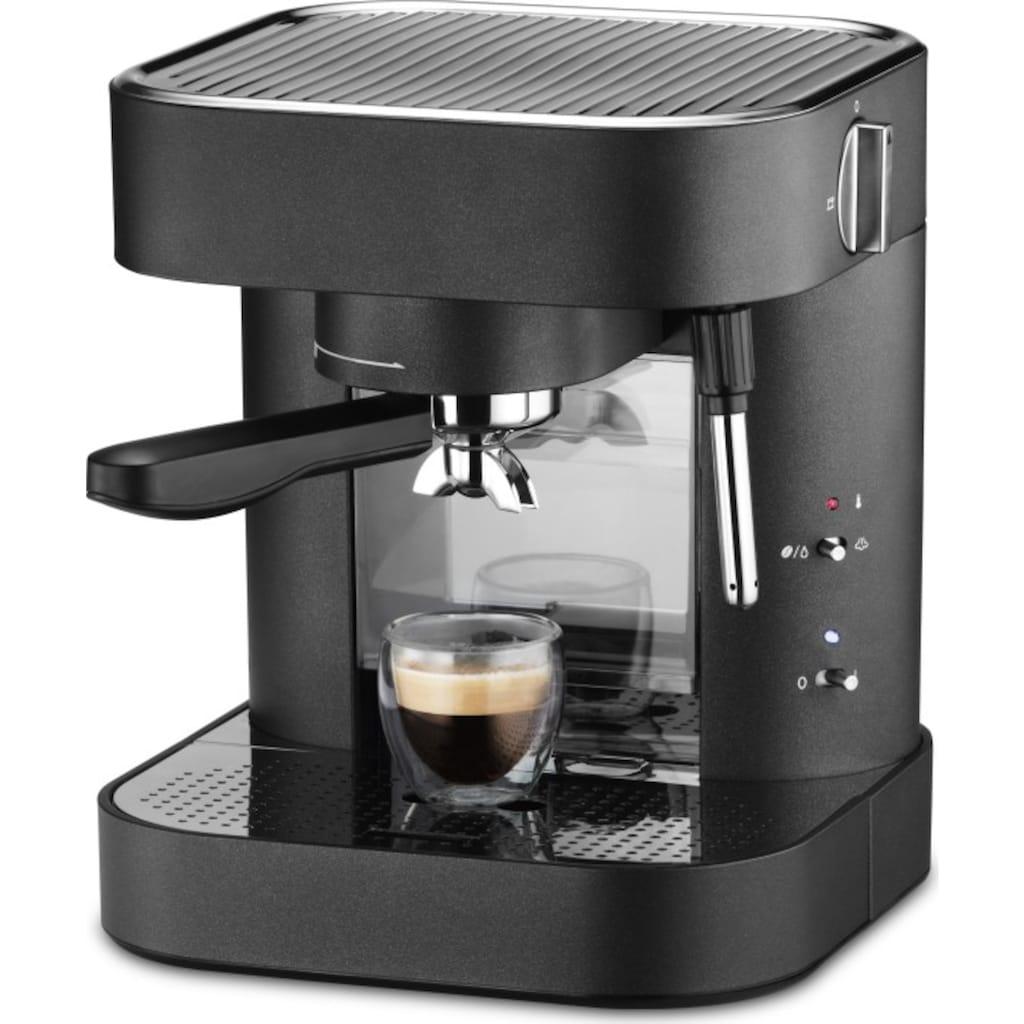Trisa Siebträgermaschine »Espresso Perfetto«