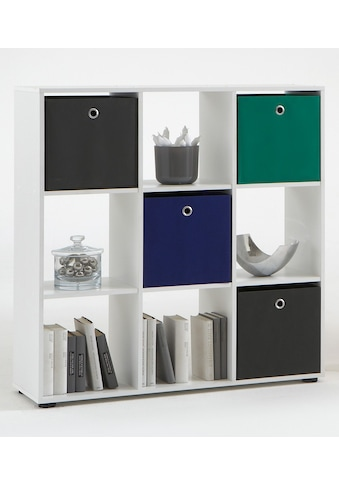 FMD Raumteilerregal »Mega 5«, mit 9 Fächern kaufen