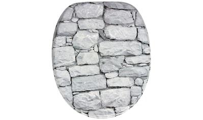 Sanilo WC-Sitz »Wall«, mit Absenkautomatik kaufen