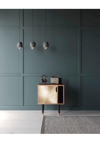 Places of Style Nachtkommode »Plant of Dessert«, mit dekorativen Print auf den Türen kaufen