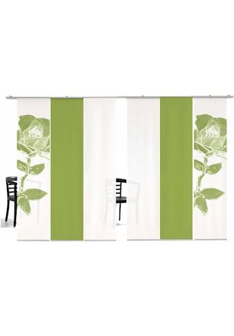 emotion textiles Schiebegardine »Pixel Rose farbig«, HxB: 260x60, inkl.... kaufen