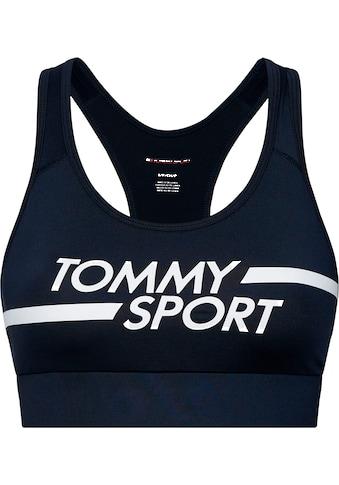 TOMMY SPORT Sport - Bustier »MID SUPPORT BRA LOGO« kaufen