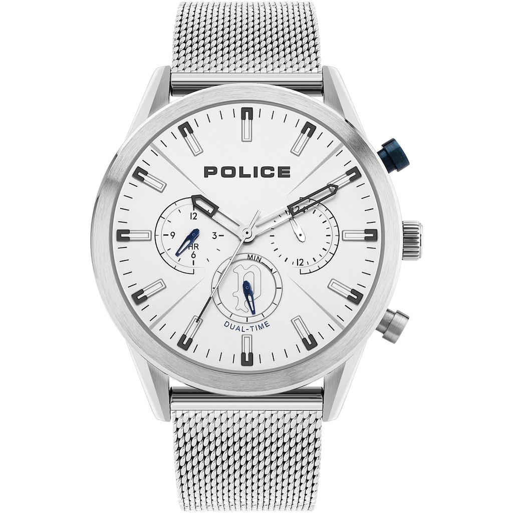 Police Multifunktionsuhr »SILFRA, PL16021JS.04MM«