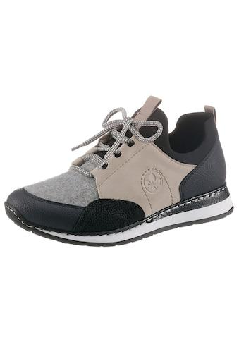 Rieker Slip-On Sneaker, im Materialmix kaufen