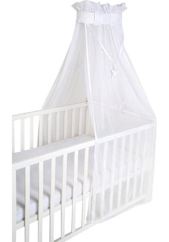 roba® Betthimmel »Air safe asleep® uni, weiss, mesh« kaufen