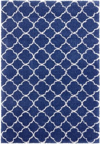 Hochflor - Teppich, »Luna«, MINT RUGS, rechteckig, Höhe 35 mm, maschinell gewebt kaufen