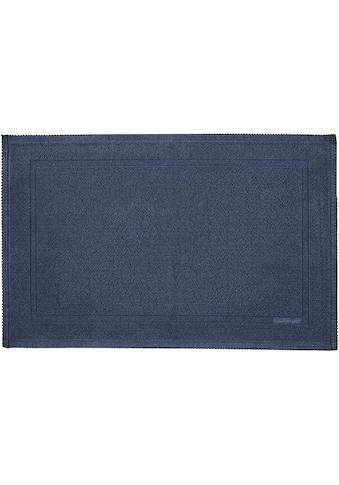 Gant Badematte »Bathrug«, Höhe 6 mm, schnell trocknend kaufen