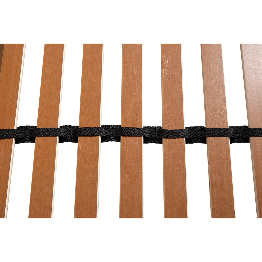 BeCo EXCLUSIV Lattenrost »Medistar«, 28 Leisten, Kopfteil manuell verstellbar, universell und flache Bauweise