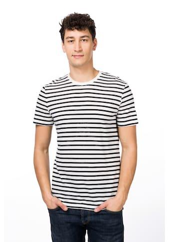 SUPER.NATURAL T-Shirt »M COMFORT TEE PRINTED«, pflegeleichter Merino-Materialmix kaufen