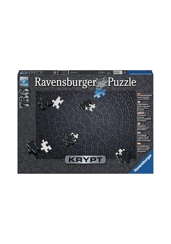 Ravensburger Puzzle »Krypt Black« kaufen